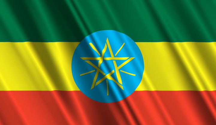 National-Flag-of-Ethiopia-Pictures