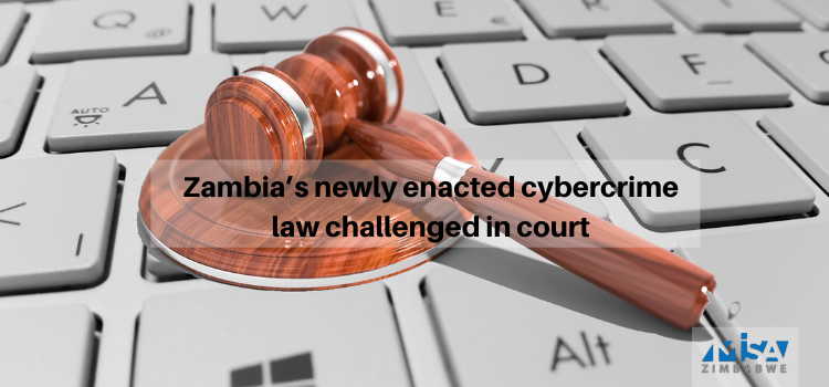 Zambias-newly-enacted-cybercrime-law-challenged-in-court